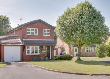 Thumbnail 3 bed detached house for sale in Beaumont Lawns, Marlbrook, Bromsgrove