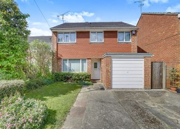 Thumbnail 4 bed detached house for sale in Heathfield, Poundhill, Crawley