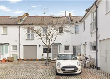 3 bed terraced house to rent in Hollywood Mews, Chelsea, London SW10