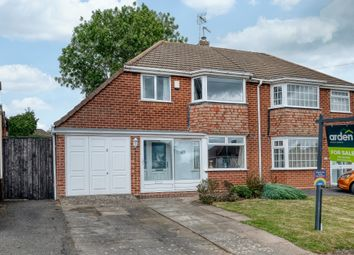 Thumbnail 3 bed semi-detached house for sale in Waseley Road, Rubery, Birmingham