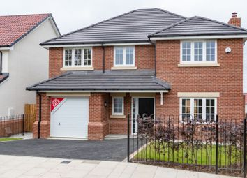 Thumbnail 4 bedroom detached house for sale in Hay Lane, Spennymoor