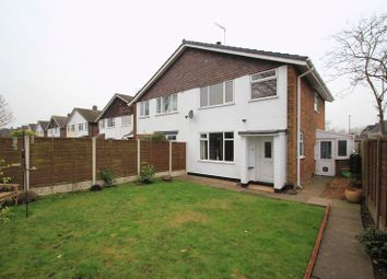 Thumbnail 3 bed semi-detached house for sale in Grange Crescent, Penkridge