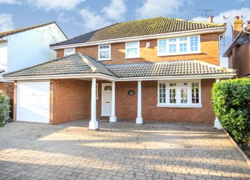 4 bed detached house for sale in Clyde Road, Hoddesdon EN11