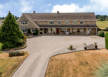 Thumbnail 5 bed barn conversion for sale in Littleton Drew, Chippenham, Wiltshire