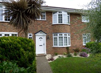 Thumbnail 3 bedroom terraced house to rent in Beverley Gardens, Rustington, Littlehampton