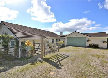 Thumbnail 4 bedroom detached bungalow for sale in Higher Metherell, Callington, Cornwall