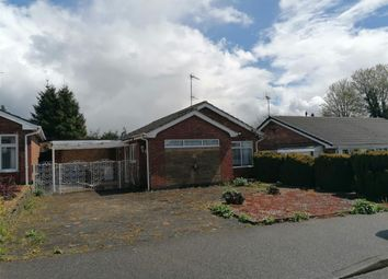 Thumbnail 2 bed detached bungalow for sale in Roman Way, Desborough, Kettering