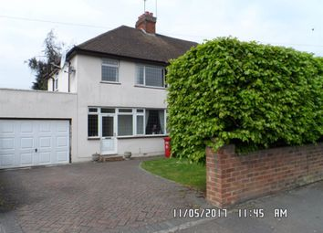 Thumbnail 3 bed property to rent in Hanover Gate, Cippenham Lane, Cippenham, Slough