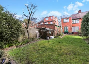 Thumbnail 4 bed semi-detached house for sale in Longstone Avenue, London