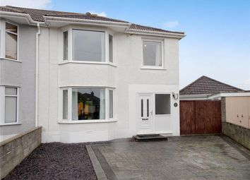Thumbnail 3 bed semi-detached house for sale in St Marys Court, Newton, Porthcawl