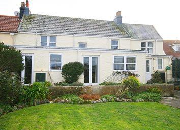 Thumbnail 3 bed terraced house for sale in Longis, Alderney