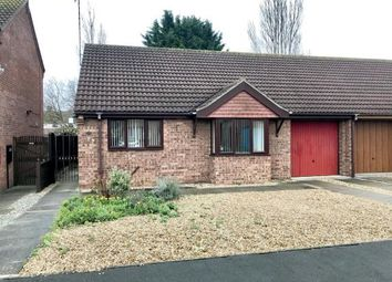 Thumbnail 2 bed bungalow for sale in Belton Close, Boston, Lincolnshire