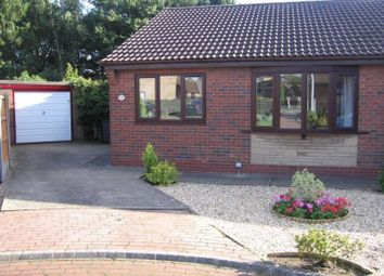 Thumbnail 2 bed bungalow to rent in Hallbrook Court, Bottesford, Scunthorpe