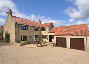 Thumbnail 4 bed detached house for sale in Scawton, Thirsk, North Yorkshire