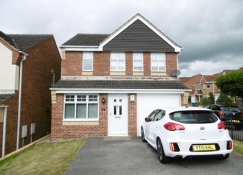 Thumbnail 3 bed detached house to rent in Holme Park Avenue, Upper Newbold, Chesterfield