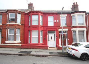 Thumbnail 3 bed terraced house to rent in Elmsdale Road, Allerton, Liverpool