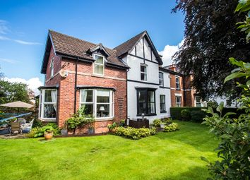 Thumbnail 9 bed semi-detached house for sale in Station Road, Marple