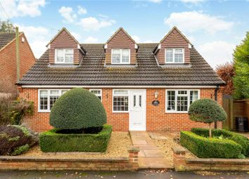 Thumbnail 4 bed detached house for sale in Ham Island, Old Windsor, Berkshire