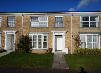 Thumbnail 4 bed terraced house for sale in Wedgwood Drive, Poole