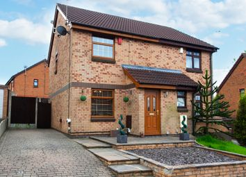 Thumbnail 2 bed semi-detached house for sale in Berryfield Grove, Weston Coyney, Stoke-On-Trent
