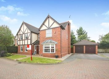 Thumbnail 5 bed detached house for sale in Buttercup Way, Pickmere, Knutsford