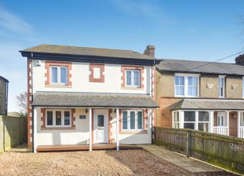 Thumbnail 4 bed detached house for sale in Station Road, Launton, Bicester