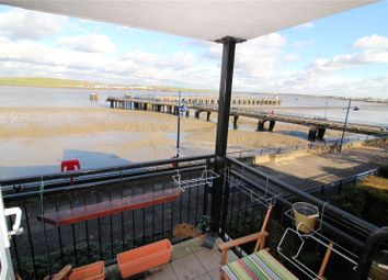 Thumbnail 2 bedroom flat for sale in Waters Edge Court, 1 Wharfside Close, Erith, Kent