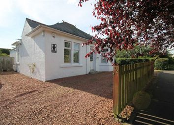 Thumbnail 4 bed detached bungalow for sale in Gilmour Street, Stewarton, Ayrshire