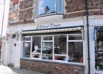 Thumbnail Restaurant/cafe for sale in St. James Street, Okehampton