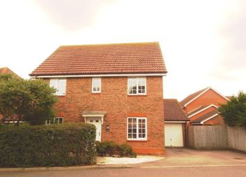 Thumbnail 4 bed detached house for sale in Penny Cress Road, Minster On Sea, Sheerness