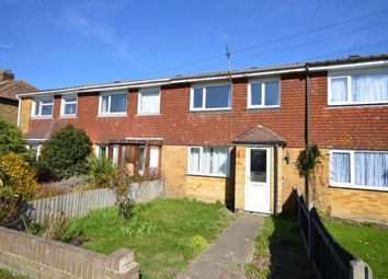 Thumbnail 4 bed terraced house to rent in St. Richards Road, Walmer, Deal
