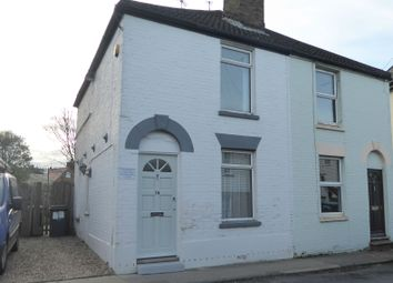 Thumbnail 3 bed end terrace house to rent in Swanfield Road, Whitstable