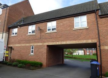Thumbnail 2 bed flat for sale in Kepwick Road, Hamilton, Leicester, Leicestershire