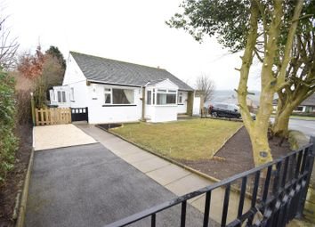 Thumbnail 3 bed detached bungalow for sale in Goose Cote Lane, Oakworth, Keighley
