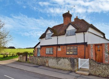 Thumbnail 3 bed semi-detached house for sale in Thomas Cottages, The Street, Manuden, Bishop's Stortford, Essex
