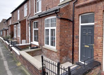 Thumbnail 3 bed terraced house for sale in Balmoral Terrace, York
