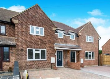 Thumbnail 3 bed terraced house for sale in Knights Road, Hoo, Rochester, Kent
