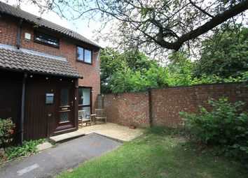 Thumbnail 2 bed end terrace house for sale in Bankview, Lymington