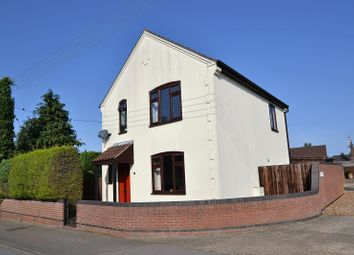 Thumbnail 3 bed detached house for sale in Greenway Lane, Fakenham, Norfolk.