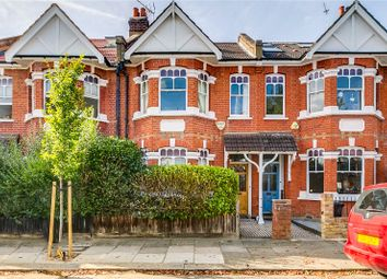 Thumbnail 3 bedroom terraced house for sale in Kingscote Road, Chiswick, London