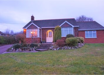 Thumbnail 3 bed detached bungalow for sale in Burntwood Road, Buckley