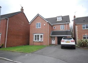 Thumbnail 5 bed detached house for sale in Biggin Gardens, Heywood