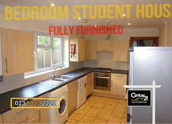Thumbnail 6 bed terraced house to rent in Spear Road, Southampton