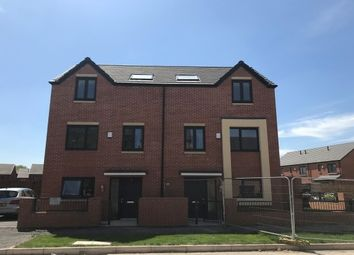 Thumbnail 4 bed property to rent in Mossfield Street, Manchester
