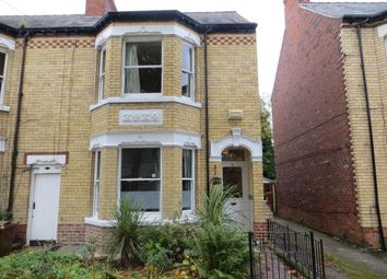 Thumbnail 3 bed terraced house for sale in Marlborough Avenue, Hull