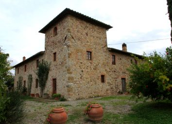 Thumbnail Farm for sale in Via Chianti, Castellina In Chianti, Siena, Tuscany, Italy