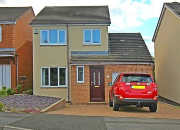 Thumbnail 3 bed detached house for sale in Moorland Rise, Meltham, Holmfirth