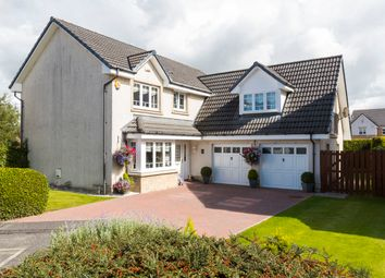 Thumbnail 4 bed detached house for sale in Honeywell Place, Stepps, Glasgow