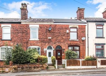 Thumbnail 3 bed terraced house for sale in Cemetery Road South, Swinton, Manchester, Greater Manchester