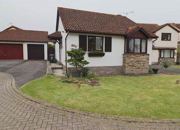 Thumbnail 2 bed detached bungalow for sale in Byeways Close, Fremington, Barnstaple